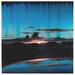 Shane McAdams - Synthetic Landscape 60 (Kayenta). Image courtesy Scream gallery