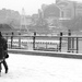 Snowy South Bank by StanfordsTravel