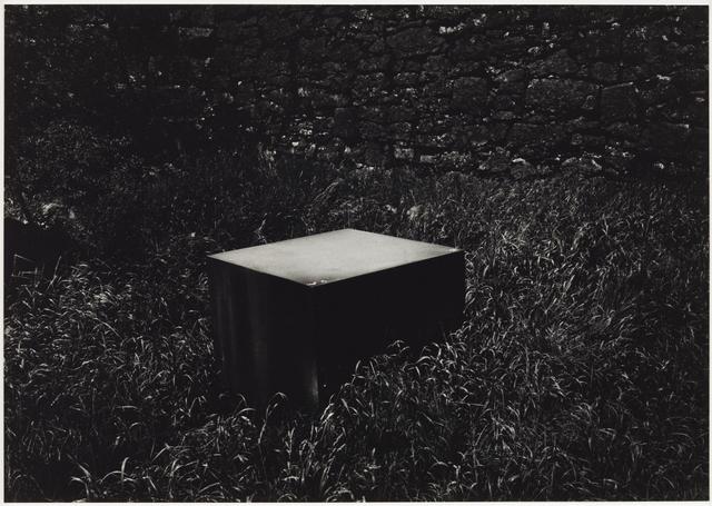 Thomas Joshua Cooper. Image courtesy Haunch of Venison.