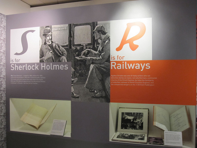 Sherlock and Railways