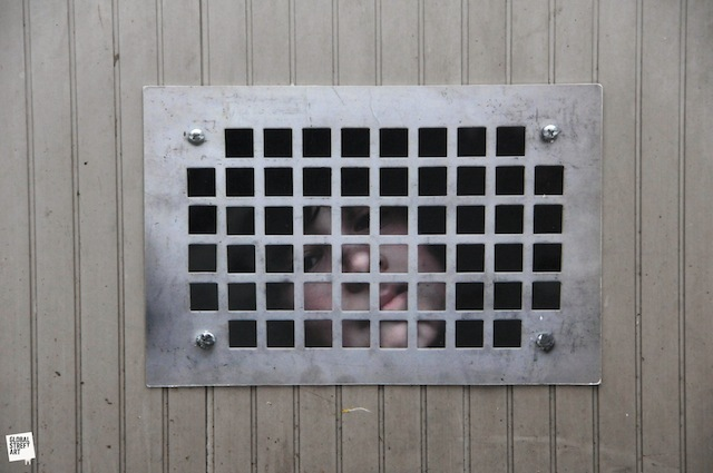 'Free Pussy (Riot)' by Dan Witz.