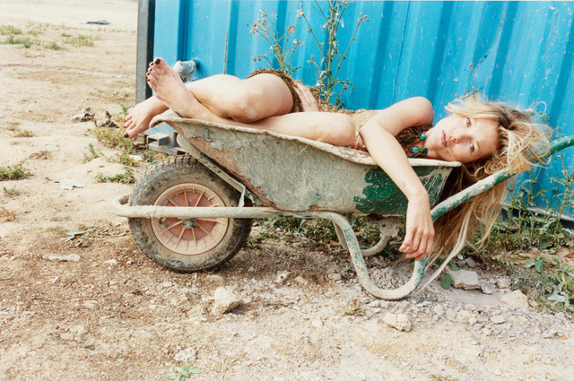 Kate Moss, Gloucestershire, 2010, No.12
