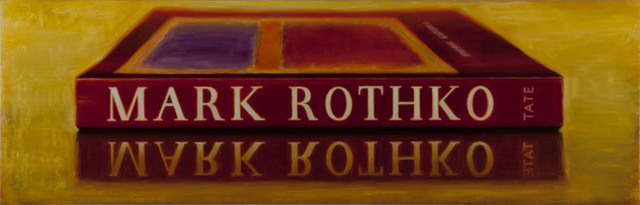 Martin McGinn, Cryilic Mark Rothko, 2012