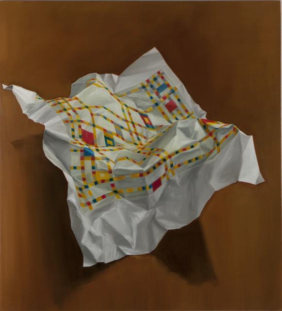 Martin McGinn, Mondrian Discarded, 2012