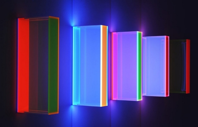 Regine Schumann - Colour Mirror Scream. Image courtesy Scream gallery