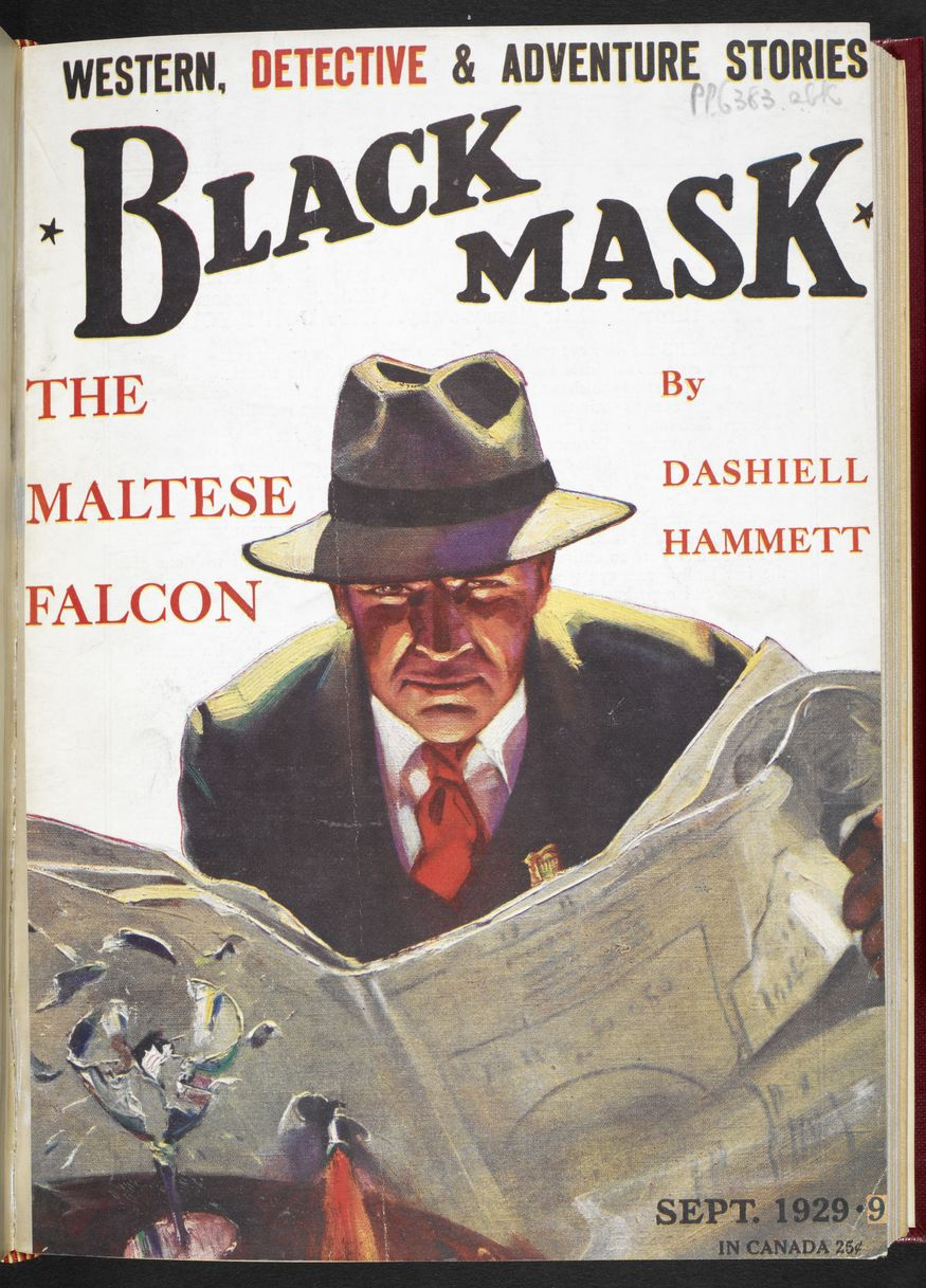 The Maltese Falcon, Dashiell Hammett