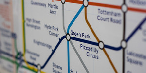 Want To Walk The Route Of The One Stop Tube Puzzle?