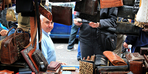 The Friday Photos: London Market Traders