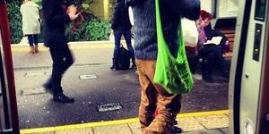 The Friday Photos: Handbags & Manbags
