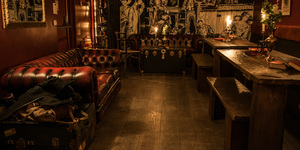 New Bar: Portside Parlour @ Off Broadway