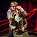 Hamlet @ The Rose, Bankside  Director - Martin Parr Designer - Rebecca Brower  cast includes Jonathan Broadbent, Paul McKenna, Suzanne Marie Taylor, & Jamie Sheasby