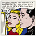 Roy Lichtenstein, Masterpiece 1962. Tate. © Estate of Roy Lichtenstein/DACS 2012