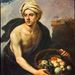Bartolomé Esteban Murillo, A Young Man with a Basket of Fruit (Personification of 'Summer'), 1660-65, oil on canvas, 101.9 x 81.6 cm, Scottish National Gallery, Purchased by Private Treaty with the aid of the Art Fund 1999