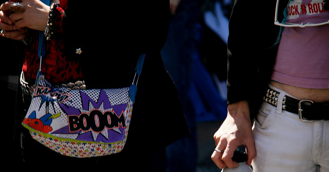Boom bag by SabineThoele