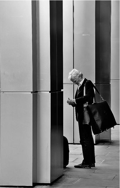 Bag man by Jaykay72