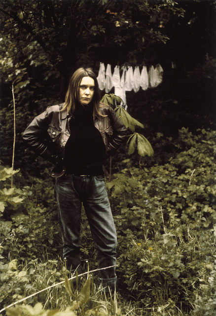 Sarah Lucas Self Portrait with Knickers 1994. Tate © Sarah Lucas