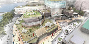 The Future Of The Southbank Centre