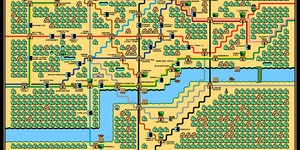 The London Underground Map, Super Mario Style
