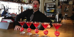 Where To Join In With London Events For Red Nose Day 2013