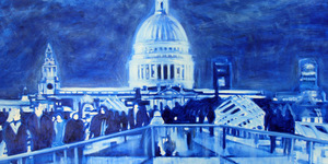 Art That Captures The Energy Of London Town At Gallery@Oxo
