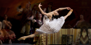 Laurencia At London Coliseum: Firework Dancers Catapulting Around The Stage