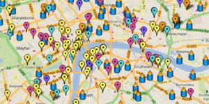 Earth Day Sees London Landmarks Go Dark
