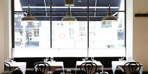 Dining Beyond Zone 1: Trullo