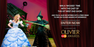 Win Priceless London Theatre Experiences With MasterCard