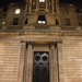 Bank Of England... side door