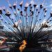 Olympic Cauldron Designed by Heatherwick Studio. Image courtesy Design Museum
