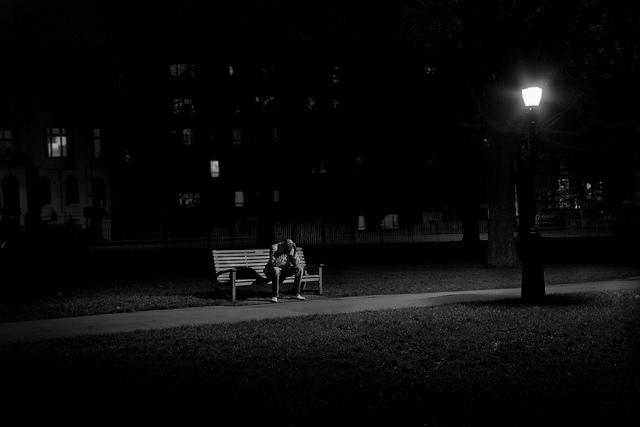 Park Bench Blues