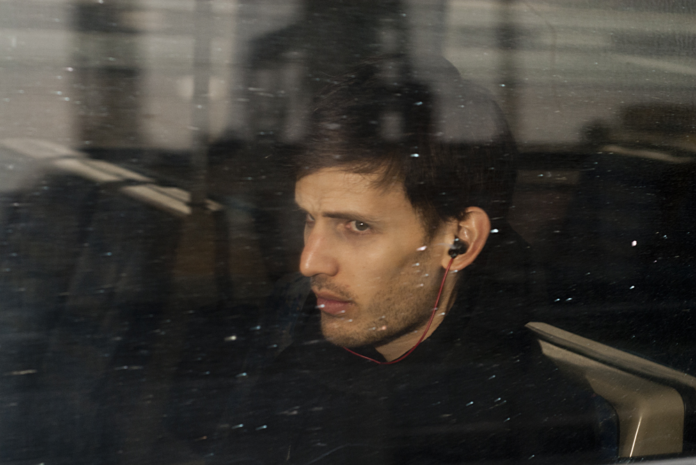 In Pictures: A Window Into The World Of London Commuters