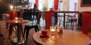 London Blend: Bird And Ballard, Shoreditch