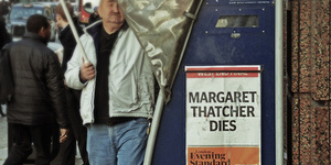 Should A Statue Of Margaret Thatcher Be Placed On The Fourth Plinth?