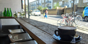 London Blend: Embassy East, Hoxton Street