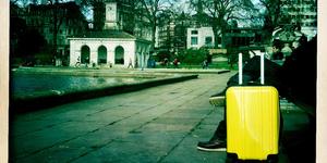 The Friday Photos: London Luggage