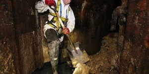 Sewer Fatbergs To Generate Power For London