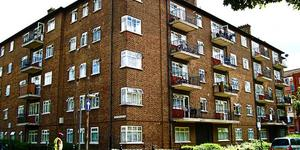 Social Housing Construction In London Dries Up