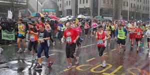 London Marathon Security Reviewed Following Boston Explosions