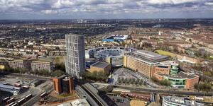 A Glimpse At The Future Of BBC Television Centre