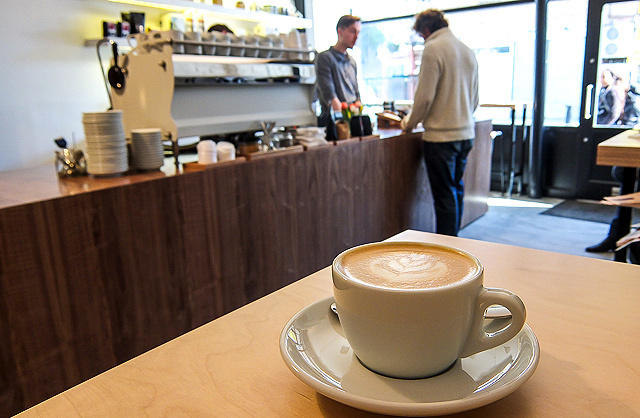 London Blend: Talkhouse Coffee, Portobello Road