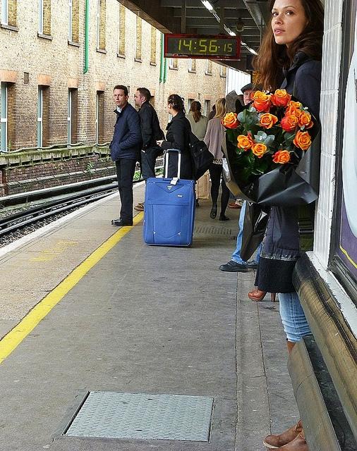 London Bridge station by helenoftheways