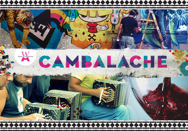 Be at the sold-out Cambalache event: no ordinary wine tasting