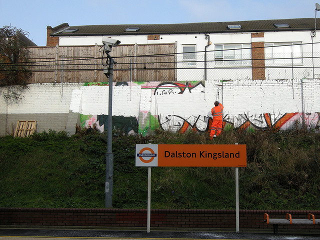 Busy Train Station Data Shows Overground's Popularity Rise