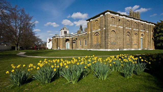 Dulwich Picture Gallery in the Spring © Stuart Leech