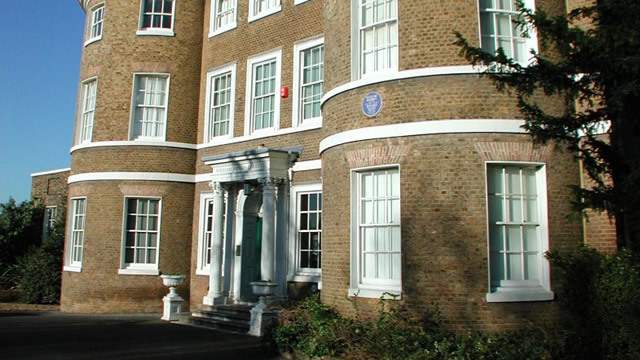 The William Morris Gallery. Photo courtesy of the William Morris Gallery