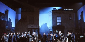 Postcard-perfect: La Boheme At English National Opera