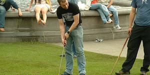 Ten Ways To Enjoy Golf, In And Around London
