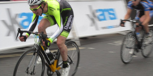 London Nocturne: A Cycle Race Around Smithfield Market