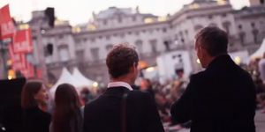 Film4 Summer Screen Returns To Somerset House